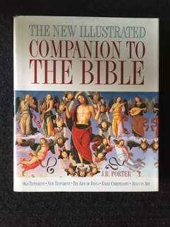 Illustrated Companion to the Bible by J.R. Porter