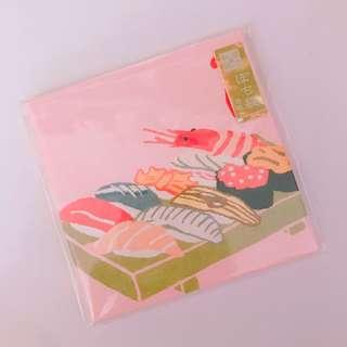 🚚 壽司🍣信封袋 #我的旋轉百寶箱