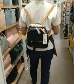 miniso simple backpack