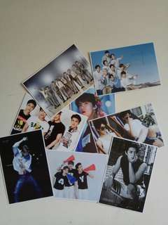 EXO POST CARD