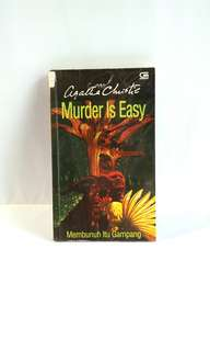 Agatha Christie - Murder is Easy