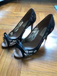 Valentino Brand New Lace Heels