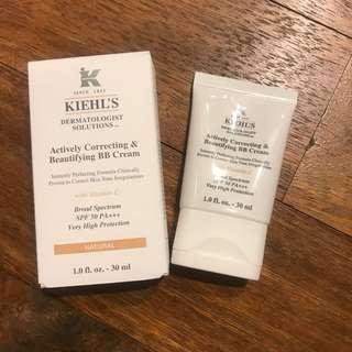 Kiehl's Actively Correcting & Beautifying BB Cream