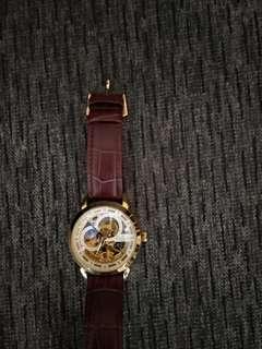 Jam tangan kulit / patek philippe