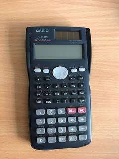🚚 Casio calculator