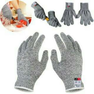 Resistant Gloves Anti-Cutting