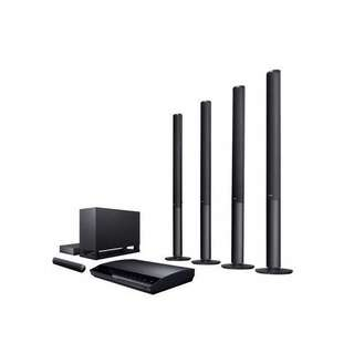 Sony BDV-E985W blue ray home theatre (8成新)