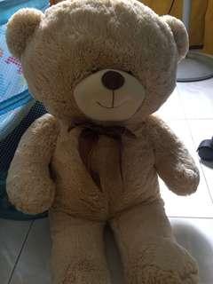 🚚 Big Teddy Bear