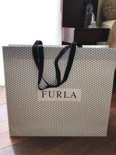 Furla's Paper Bag ( Large )