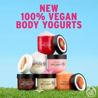 🚚 The Body Shop Body Yogurt 200ml