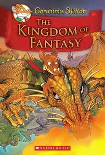 (BN) Geronimo Stilton The Kingdom of Fantasy Hardcover #1
