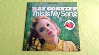 RAY CONNIFF . this is my song. Vinyl record