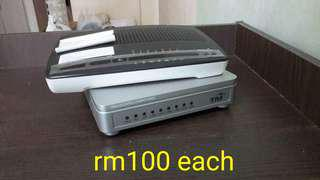 Modem Unifi and Maxis