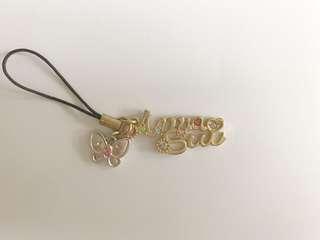 Anna Sui 電話繩