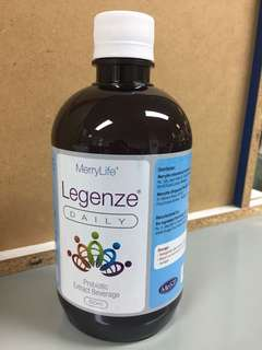 Legenze (Probiotic Extract Beverage)