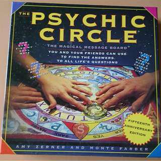 Psychic Circle Magical Message Board (Ouija)
