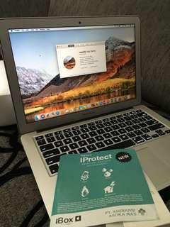 Macbook air 2017 Mqd32 garansi resmi ibox 128gb