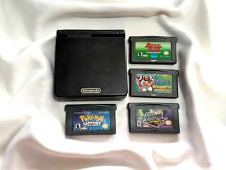 Nintendo GBA Brighter Gameboy Advance AGS - 101