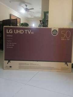 SmartTV UHD 4K 50inch LG 50UK6300PTE