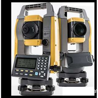 Total Station Topcon GM-52 (2 Display)
