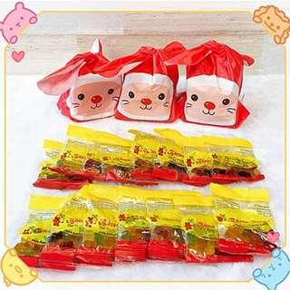 小熊 QQ水果軟糖