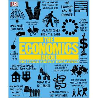 The Economics Book: Big Ideas Simply Explained by DK [eBook]