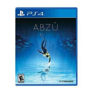 PS4 ABZU Rall R1