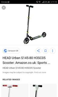 Selling HEAD Urban Scooter