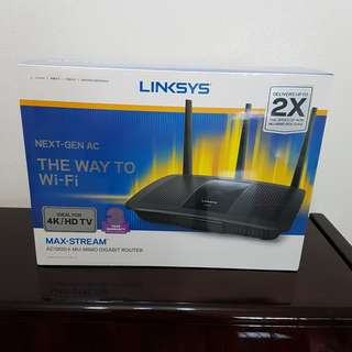 Linksys Router For Sale | Free Delivery