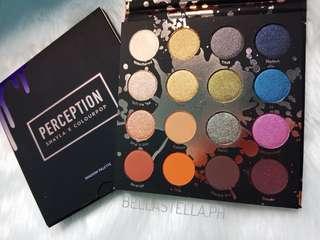 Colourpop Perception Palette