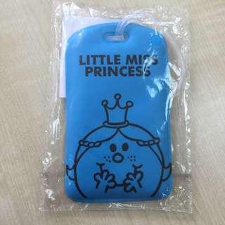 《全新》《包郵》Little Miss Princess 行李牌