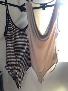 F21 One-Piece Bikini Swimsuit