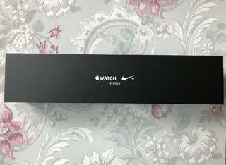💯正版 Apple Watch 盒 (box only)