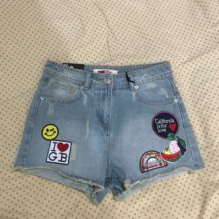 NEW New Look Jeans Shorts