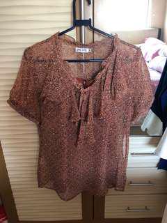 Mint Batik Shirt