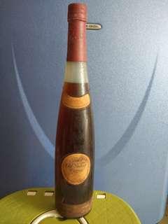 舊裝法國 FOV Cognac 長頸干邑