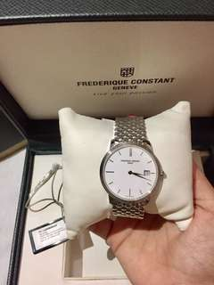 FREDERIQUE CONSTANT DIAL WATCH