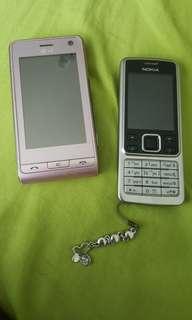 Nokia, LG, Sony Ericsson