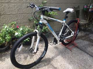 Mountainbike mongoose tyax