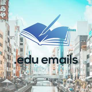 .edu emails (huge perks and discounts for software) Photoshop/Windows/Amazon Prime/Github etc.