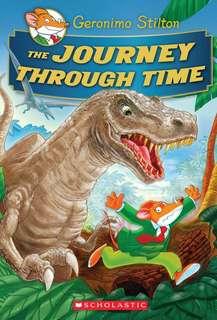 (BN) Geronimo Stilton The Journey Through Time Hardcover #1