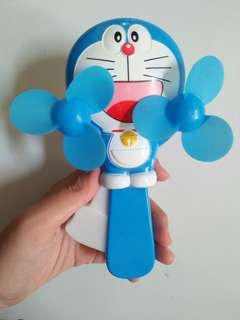 Kipas Tangan Handyfan Doraemon