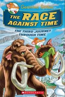 (BN) Geronimo Stilton Journey through Time Hardcover #3 The Race Against Time