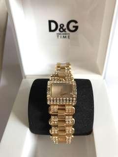 D&G watch 手表