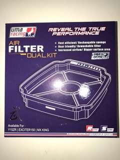 Sniper 150 Uma racing Air Filter