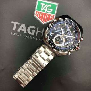 Sale!!! Brandnew Authentic TAG Heuer Silver watch