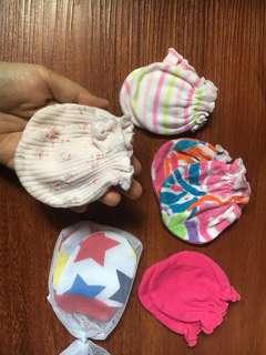Mitten carter sarung tangan bayi