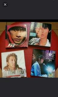 Jay Chow & Harlem CD Album