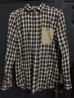 f&h Flannel Shirt with Pocket