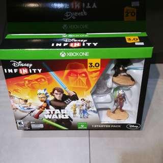 Xbox one Disney Infinity 3.0